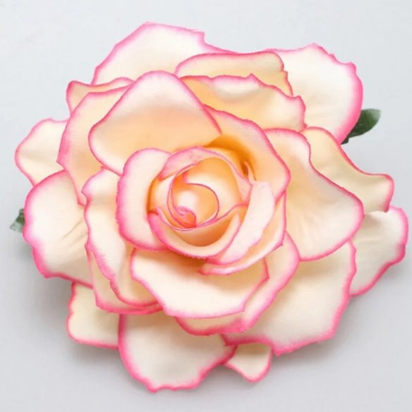 Rózsás hajdísz